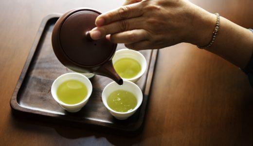 応接室や社長室での面接 お茶を提供されたらどうすればいいのか?